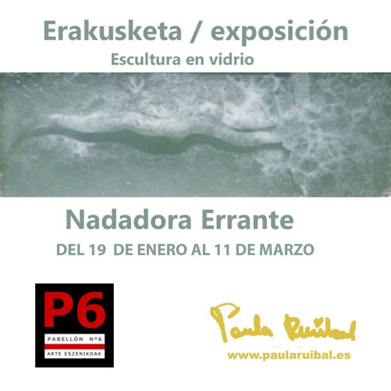 Exposición en Pabellon6