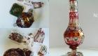 Restauración de jarrón vidrio en bilbao